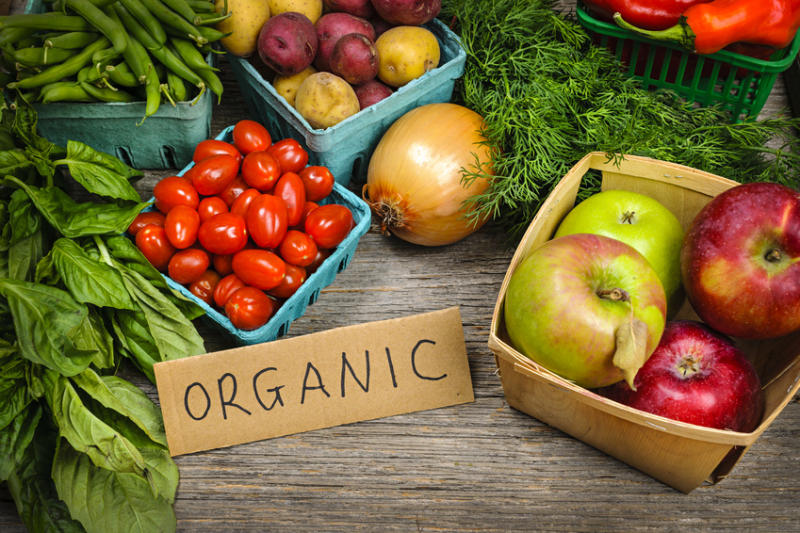 Alimentos orgánicos, lo que necesitas saber